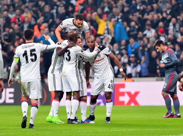 Beşiktaş - Olympiakos maçı Yunan basınında