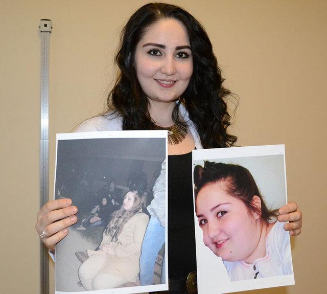 Diyetisyen Meltem Baburca, danışanlarına örnek olmak için 50 kilo verdi