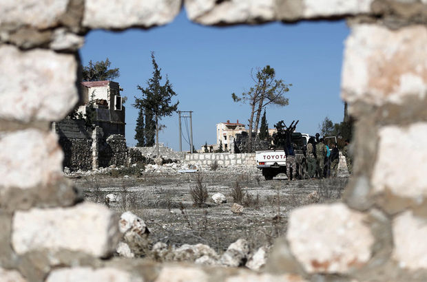 ABD'den Halep'teki cami saldırısıyla ilgili açıklama!