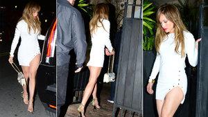 Jennifer Lopez yeni aşkıyla görüntülendi