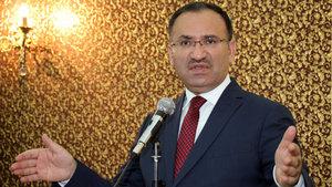 Adalet Bakanı Bozdağ'dan Almanya açıklaması