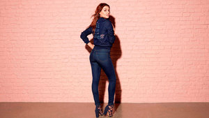 """Jeans'ten yeni bir koleksiyon  """"CUK oturur, mükemmel durur"""""""