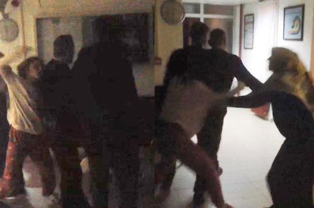 Rize'de kız öğrenci yurduna giren erkek paniğe neden oldu