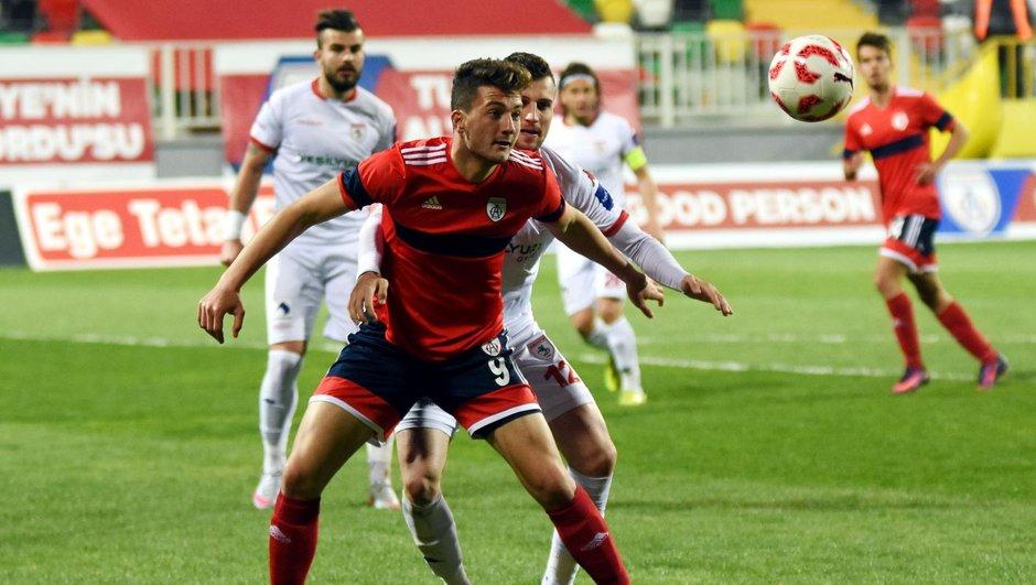 Altınordu: 0 - Samsunspor: 2