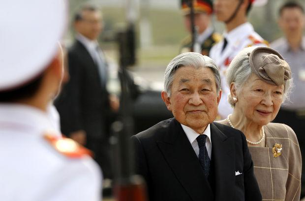 Japon İmparator'un oğlu için yasa teklifi