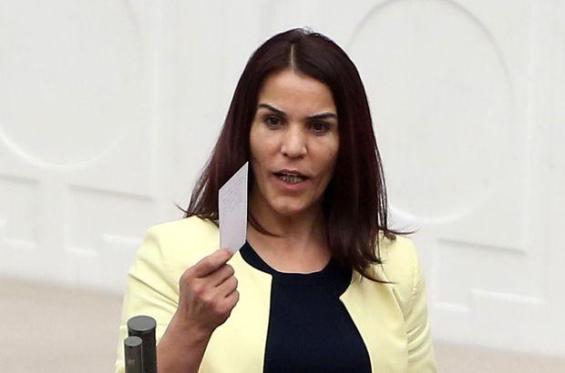HDP'li Besime Konca hakim karşısına çıktı