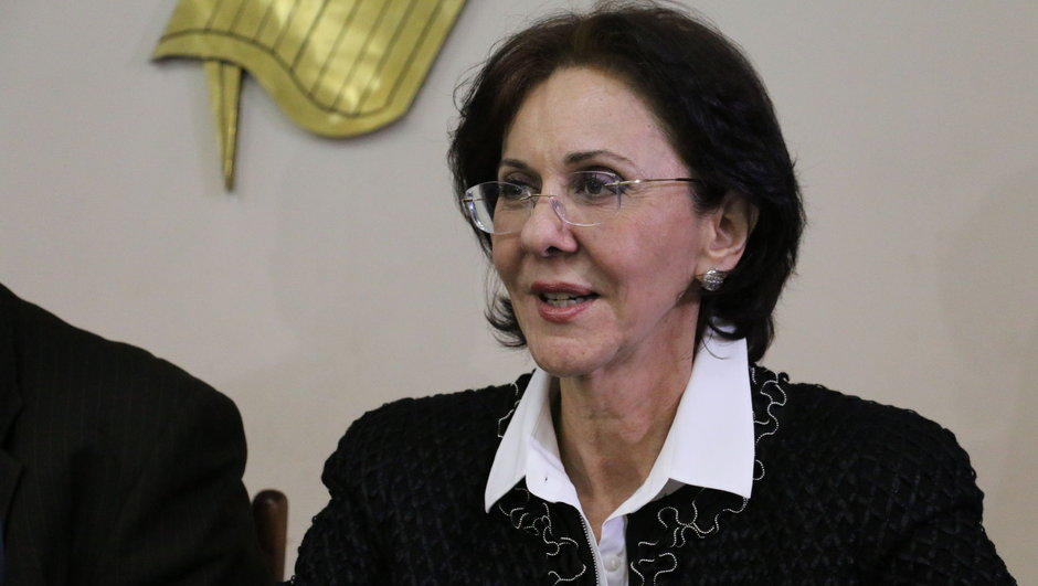 BM'de ESCWA İcra Sekreteri Rima Halef istifa etti
