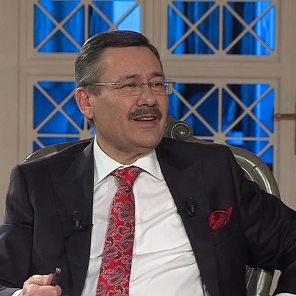 Melih Gökçek Habertürk TV Ankara