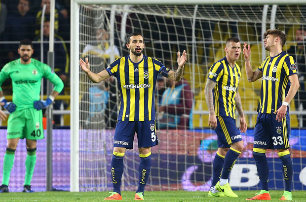 Fenerbahçe - Konyaspor (CANLI ANLATIM)