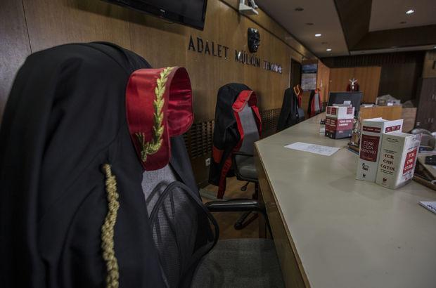 Tekmeciyi serbest bırakan hakim dahil 55 gözaltı kararı
