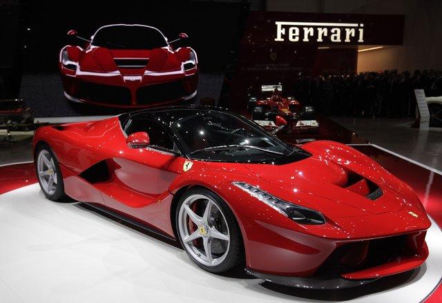 En pahalı Ferrari'nin fiyatı çok ucuz!