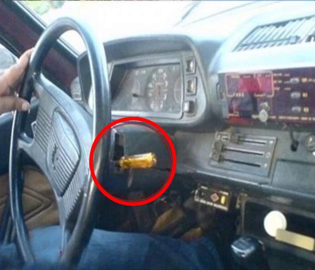 Sürücülerin (Şoförlerin) araçlarına yaptıkları modifiyeler, pratik çözümler