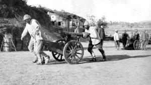 TSK, Çanakkale Zaferi'ne ilişkin fotoğraflar paylaştı