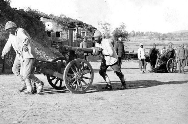 Çanakkale Zaferi'nin en net fotoğrafı