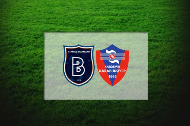 Medipol Başakşehir - Kardemir Karabükspor maçı