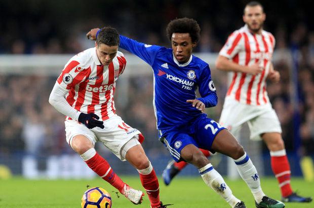 Stoke - Chelsea maçı