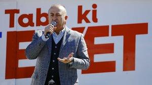 Dışişleri Bakanı Mevlüt Çavuşoğlu: Avrupalılar aklını başına toplasın