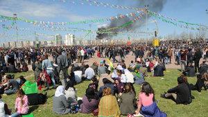Diyarbakır'da Nevruz kutlamasına izin çıktı