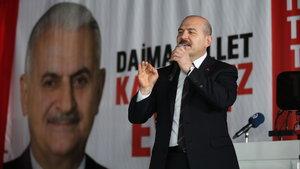 Süleyman Soylu'dan Deniz Baykal'a tepki