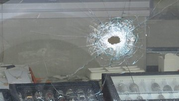 Ataşehir'de soygun girişimi