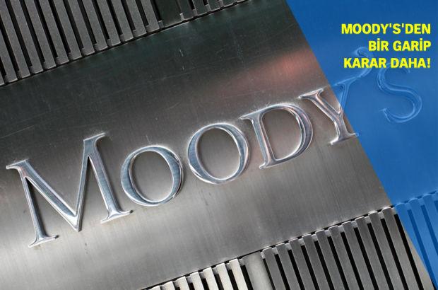 Moody's kredi notu görünümü