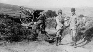 102 yıl önce ve bugün Çanakkale'den fotoğraflar!