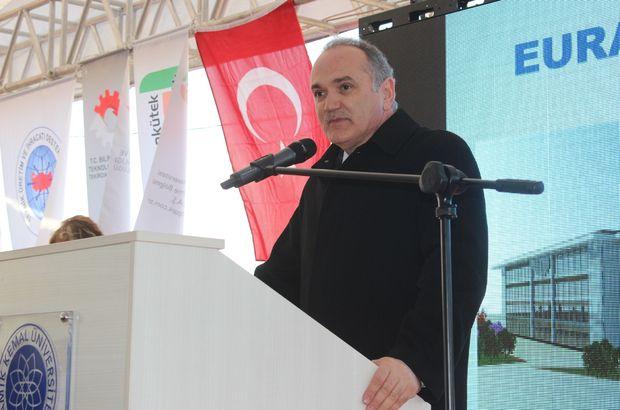 """""""Teknoloji üretmezse Türkiye'nin geleceği yok"""""""