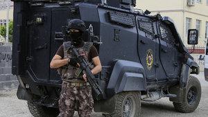 Şanlıurfa'da PKK/KCK'ya operasyon