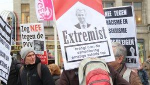 Hollanda ırkçılığa ve ayrımcılığa karşı ayakta