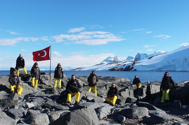 2. Ulusal Antarktik Bilim Seferi yola çıktı