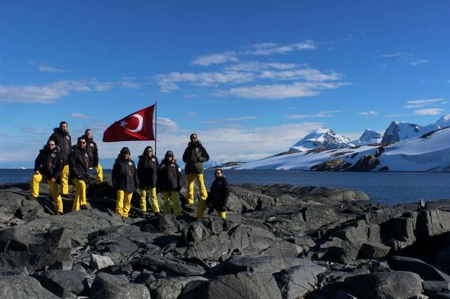 Türk Antarktik Seferi Ekibi, Aralık'ta sefere çıkacak