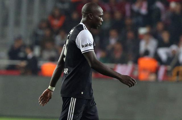 Beşiktaşlı taraftarlardan Vincent Aboubakar'a büyük tepki