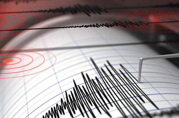 Akdeniz'de 4.5 büyüklüğünde deprem