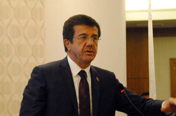 Ekonomi Bakanı Nihat Zeybekci, Aydın Valiliği, İş Dünyası İstişare Toplantısı
