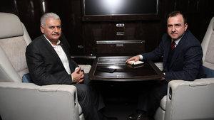 Başbakan Binali Yıldırım: Marmara, Ege, İç Anadolu entegre oluyor