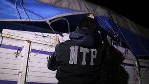 Arı kovanları arasında uyuşturucu sevkiyatı polise takıldı