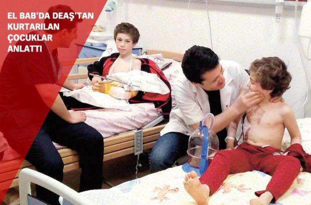 'Ölüm korkusuyla yaşadık, Türkiye sayesinde kurtulduk'