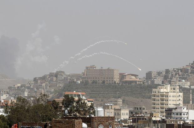 Yemen'den Suudi Arabistan'a füze saldırısı iddiası