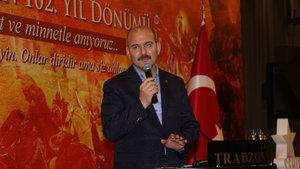 Süleyman Soylu: Son 6 ayda 11 bı̇n 738 terör operasyonu gerçekleştirildi