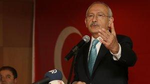 Kılıçdaroğlu: Sorun Türkiye'nin nasıl yönetileceği sorunudur