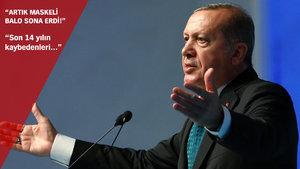 Erdoğan: Hollanda'da bizi sayımızı azaltmakla tehdit ediyorlar