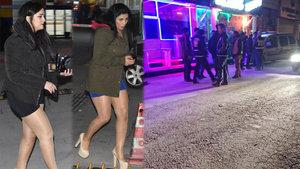 Konya'da 300 polisle asayiş uygulaması! Gözaltılar var