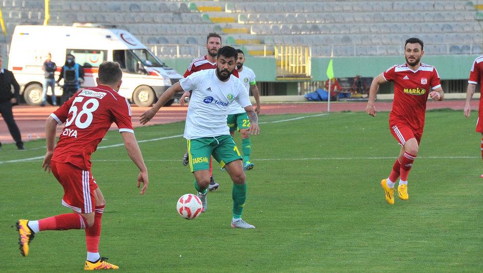 Şanlıurfaspor - Sivasspor