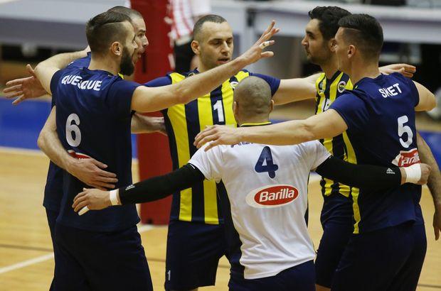 Fenerbahçe: 3 - Tokat Belediye Plevne: 0
