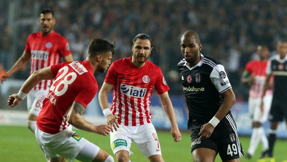 Antalyaspor - Beşiktaş canlı anlatım