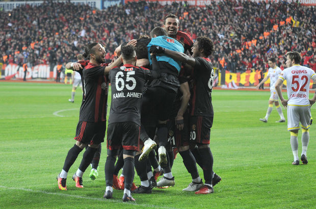 Eskişehirspor - Göztepe
