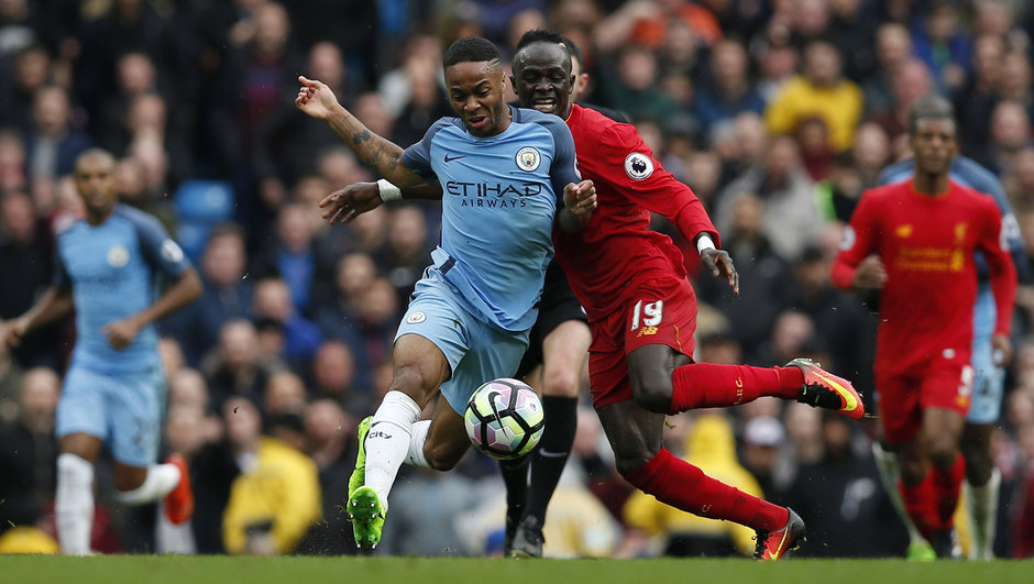 Manchester City: 1 - Liverpool: 1