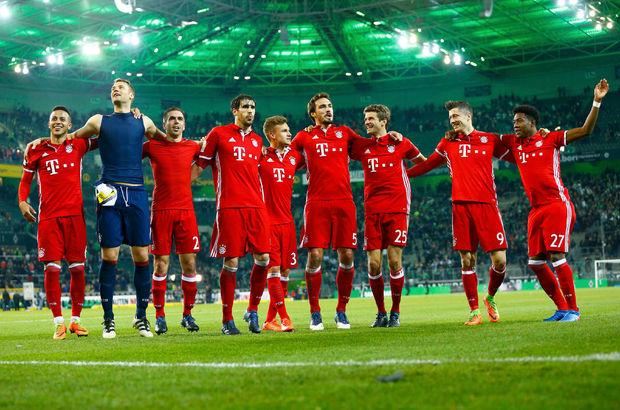 Borussia Mönchengladbach - Bayern Münih