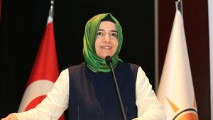 Fatma Betül Sayan Kaya: Milletimizin hakkettiği duruşu orada gösterdik