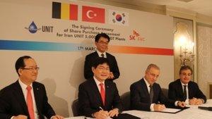 Aysal'ın şirketi Unit'e Güney Koreli ortak geldi